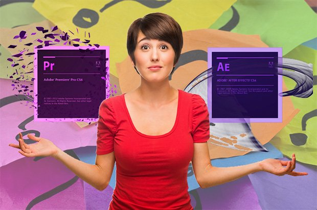 Adobe After Effects vs Premiere Pro